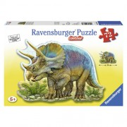 Puzzle triceratops, 72 piese, RAVENSBURGER