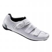 Shimano RP9 SPD-SL Cycling Shoes - White - EUR 41 - White