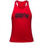 Gorilla Wear Classic Tank Top Rood - XL