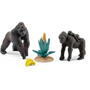 Schleich Gorillas Play Set