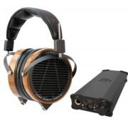 Pachete PROMO Casti si AMP - Audeze - LCD 2 + iFi Micro iDSD Black
