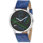 BFF Gray Denim Finish Sport Watch