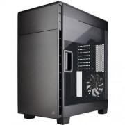 Carcasa Carbide Clear 600C, FullTower, Fara sursa, Negru