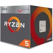 AMD procesor Ryzen 5 2400G s hladnjakom Wraith Stealth 65W (YD2400C5FBBOX)