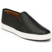 Aady Austin Slip On Sneakers For Men(Black)