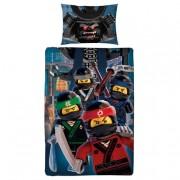 Estamparia Textil LEGO NinjagoCapa Nórdica 2 Peças