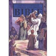 Catholic Children's Illustrated Bible-NAB, Hardcover/Anne de Graaf