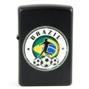 Zippo Zapalniczka 218 Stamp with football