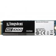 480GB M.2 NVMe SKC1000/480G SSDNow KC1000 series