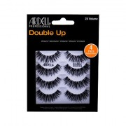 Ardell Double Up Wispies umělé řasy pro dvojnásobný objem řas 4 ks odstín Black pro ženy