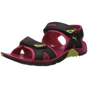 Puma Women's Vesta SDL wns Black Basic Athletic and Outdoor Sandals - 4 UK/India (37 EU)