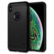 Carcasa Spigen Tough Armor iPhone XS/X Black