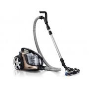 Aspirator FC9922/09, fara sac, 650 W, aramiu deschis