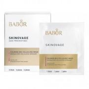 Babor Zklidňující maska pro citlivou pleť Skinovage (Calming Bio-Cellulose Mask) 5 ks