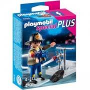 Комплект Плеймобил 4795 - Пожарникар с маркуч, Playmobil, 291306