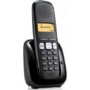 Telefon DECT fara fir Gigaset A250 Negru