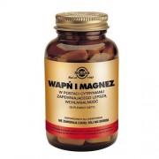 SOLGAR Calcium und Magnesium in Form von Citrat, 100 Tabletten !