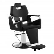 Cadeira de cabeleireiro Turin - preta
