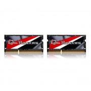 RAM 16 Go - 2x 8 Go - SO-DIMM DDR3-1600 - 9-9-9-28 - F3-1600C9D-16GRSL
