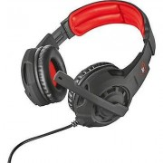 Trust GXT 310 Gaming headset 3.5 mm jack Corded, Stereo Over-the-ea...