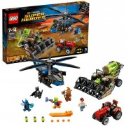 76054 Lego Heroes Batman Scarecrow Zaait Angst