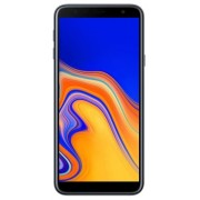 "Telefon Mobil Samsung Galaxy J4 Plus (2018), Procesor Quad-Core 1.4GHz, IPS Capacitive touchscreen 6"", 2GB RAM, 16GB Flash, 13MP, Wi-Fi, 4G, Dual Sim, Android (Negru) + Cartela SIM Orange PrePay, 6 euro credit, 6 GB internet 4G, 2,000 minute nationale si"