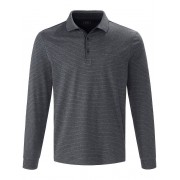 Pierre Cardin Polo-Shirt Pierre Cardin grau
