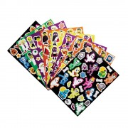 Baker Ross Halloween Stickers Value Pack - 240 Spooky Stickers In 240 Assorted Designs For Halloween Decorations. Size: 10 - 60mmArt & Crafts
