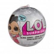 Set papusa LOL Surprise si 6 accesorii Seria Bling