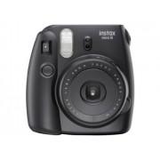 Fujifilm Máquina Fotográfica Instantânea Instax Mini 8 (Preto - Obturação: 1/60 seg - 2 Pilhas alcalinas AA )