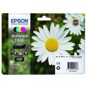 Epson MULIPACK ORIGINALE EPSON T1816 XL PER EPSON XP30 XP102 XP202 XP205 XP302 XP305 XP402 C13T18164012 18XL