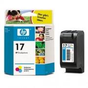 HP 17 Tri-Color Inkjet Print Cartridge (15ml) (C6625AE)
