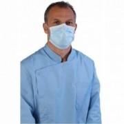 Prorisk Masques chirurgicaux 3-plis non tissés bleus (50pcs) 0.000000