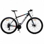 Bicicleta mountainbike Omega Thomas 27.5 2018 negru portocaliu alb