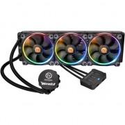 Cooler Procesor Thermaltake Water 3.0 Riing RGB 360, Compatibil Intel / AMD