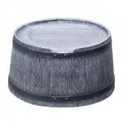 Roto regenton voet voor 120 liter waterton grijs