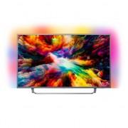 Televizor LED UHD Philips 55PUS7303, SmartTv, 139 cm, 4K Ultra HD, Android TV