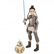 Hasbro Figuras Rey de Jakku y R2-D2 - Star Wars: Forces of Destiny