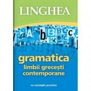 Gramatica limbii grecesti contemporane