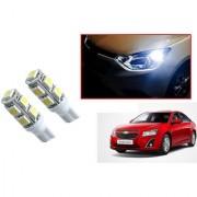 Auto Addict Car T10 9 SMD Headlight LED Bulb for Headlights Parking Light Number Plate Light Indicator Light For Chevrolet Cruze