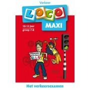 Boosterbox Maxi Loco - Het Verkeersexamen (10-12 jaar)