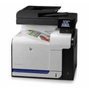 Printer, HP Color LaserJet Pro 500 M570dw, Color, Laser, Fax, ADF, Duplex, Lan, WiFi (CZ272A)