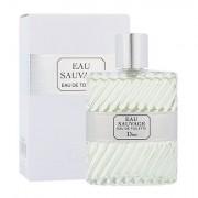 Christian Dior Eau Sauvage toaletna voda 100 ml za muškarce
