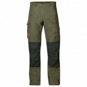 Fjällräven - Barents Pro - Pantalon de trekking taille 60 - Long - Raw Length, vert olive/noir