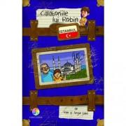 CALATORIILE LUI ROBIN - ISTANBUL - CORINT (JUN1182)