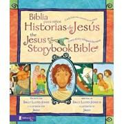 Biblia Para Ninos Historias de Jesus/The Jesus Storybook Bible: Cada Historia Susurra su Nombre/Every Story Whispers His Name, Hardcover/Sally Lloyd-Jones