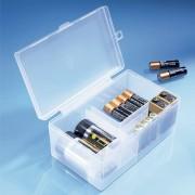 Cutie pentru pastrarea bateriilor