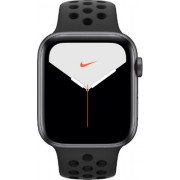Apple Watch Series 5 Nike 44mm (GPS Only) Aluminium Case Grey Sport Band Anthracite Negru