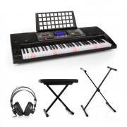 SCHUBERT Etude 450, комплект за обучение на йоника, слушалки за студио, стойка, стол (PL-30883-31456-11593)