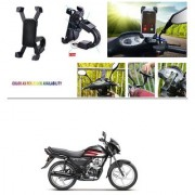 AutoStark Motorcycle Mount Cell Phone Holder/Installed to Motorcycle Rearview mirror Phone Mount For Honda CD 110 Dream